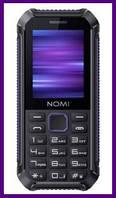 Телефон Nomi i245 X-Treme (BLACK). Гарантия в Украине 1 год!