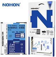 Аккумулятор Nohon BL-45B1F для LG (ёмкость 3000mAh)