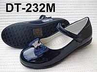 Детские туфли для девочки в школу