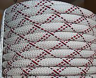 [100м] Верёвка статическая высокопрочная 10.7мм Sinew Promalp белая