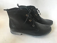 Женские ботинки демисезон кожа осень 2017