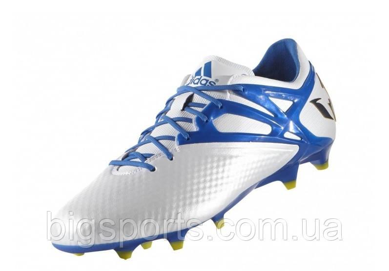 Бутсы футбольные Adidas Messi 15.1 FG/AG (арт. B34359)