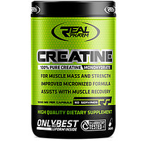 Real Pharm Creatine Monohydrate 300 caps реал фарм креатин моногидрат