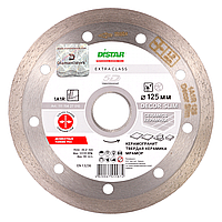Алмазный отрезной диск Decor Slim 125x1,2мм TM Distar