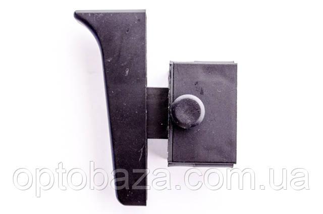 Кнопка для болгарки 230 (12 A) большой фиксатор