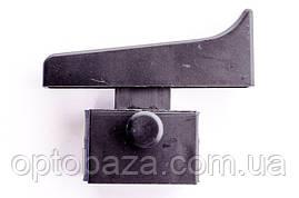 Кнопка для болгарки 230 (12 A) большой фиксатор, фото 2