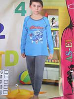 Хлопковые пижамы для мальчиков., фото 1