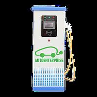 Зарядное устройство 40КВТ SUPERCHARGER (DC FAST CHARGER) CHADEMO/CCS для электромобилей
