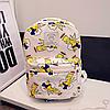 Крутой школьный рюкзак с Бартом, фото 9