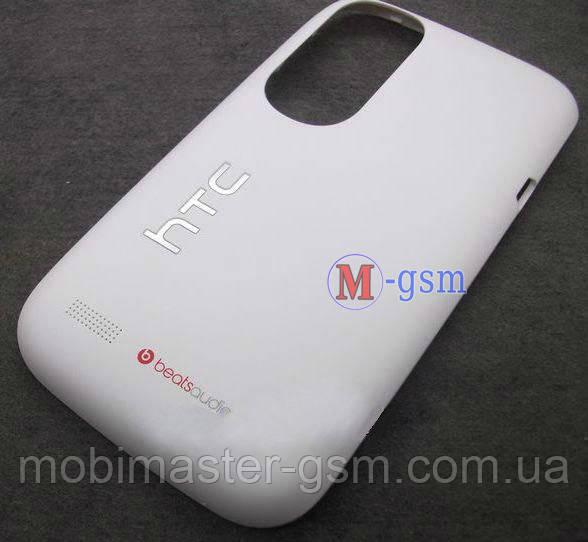 Задняя крышка HTC Desire V белая