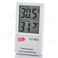 Электронный термометр для аквариума KT-902