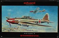 IL-2 type3 1/72 EDUARD 7010
