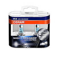 H4 Osram Night Breaker Unlimited +110% (2шт)