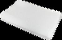 Трехслойная ортопедическая подушка с эффектом памяти Ортекс J2503
