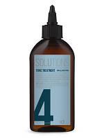 Тоник стимулирующий для всех типов кожи головы IdHair Solutions №4 200 ml