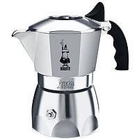 Гейзерная кофеварка Bialetti Brikka (2 чашки - 120 мл)