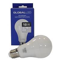 Светодиодная лампа (энергосберегающая) MAXUS LED 1-GBL-163 (А60 10W 3000К Е27 Global)