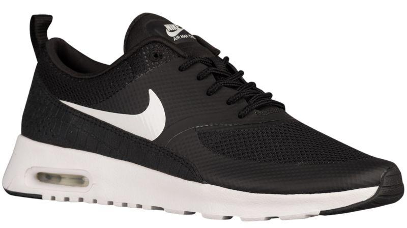 60da7018870d Кроссовки Кеды (Оригинал) Nike Air Max Thea Black Summit White, цена ...