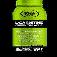 Real Pharm L-Carnitine Green Tea + CLA 90 tabs реал фарм л карнитин