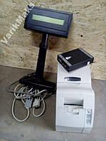 Фискальный регистратор кассовый аппарат IKC-E260T