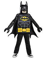 Костюм карнавальный Лего Бетмен LEGO Batman Movie Classic Costume