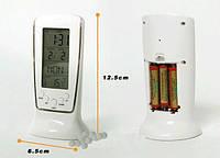 Цифровые настольные часы SC-510 с будильником, термометром.