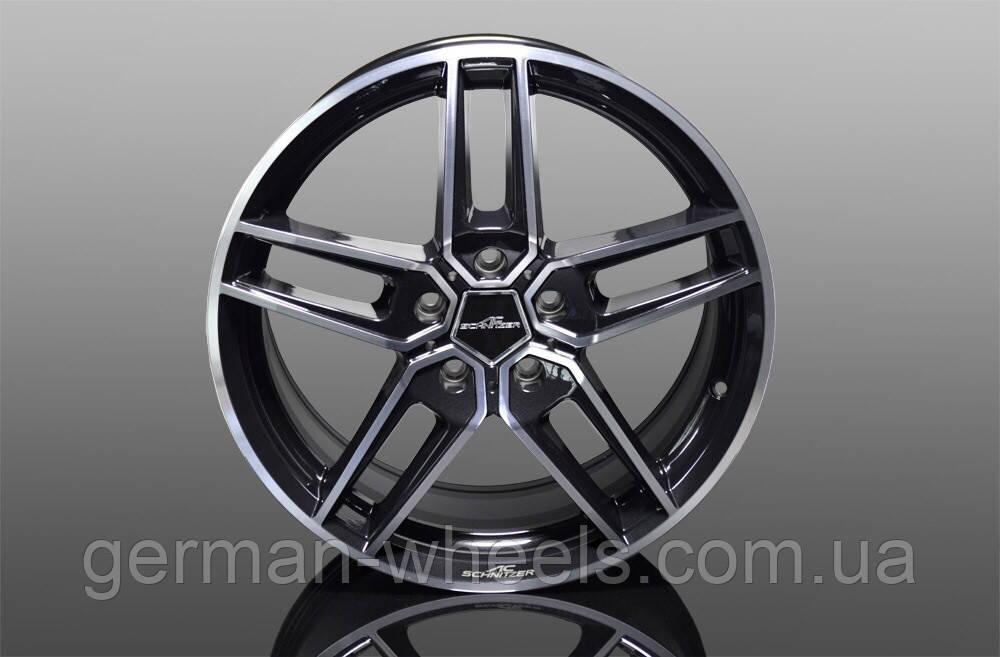 """Комплект оригинальных 19"""" дисков AC Schnitzer на BMW 5 - Series F10 F11 6 - Series F12 F13"""