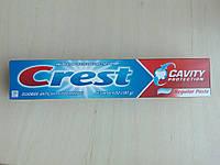 Зубная паста Crest Cavity - самая мощная защита от кариеса, 181 грамм