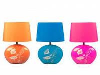 Настольная лампа с абажуром 2255-HY