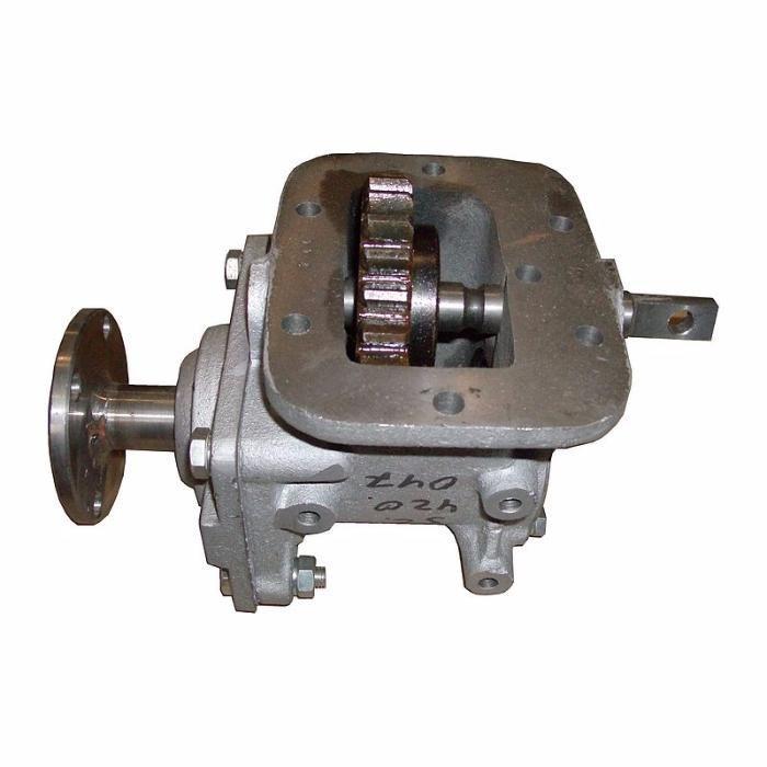 Коробка отбора мощности 3309, 3308, 4301 кардан механическое включение - ассенизатор, бензовоз