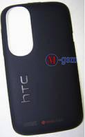 Задняя крышка HTC Desire X черная