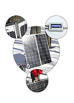 Солнечная зарядка KV7-100АM, фото 3