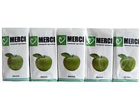 Носовые платки бумажные ароматизированные Merci Яблоко (10 шт)