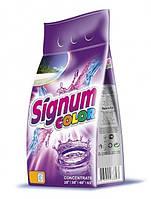 Стиральный порошок Signum Сolor, 10кг