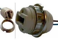 Патрон Lemanso G9 (провода+гайка)