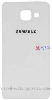 Задняя крышка Samsung A310 белая, фото 2