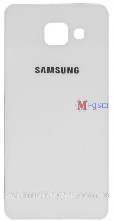 Задняя крышка Samsung A310 белая