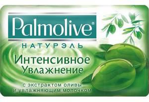 Мыло Palmolive Натурэль Интенсивное увлажнение Оливки 90г, фото 2