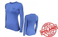 Спортивная женская кофта Radical Efficient SG (original), лонгслив, женский рашгард, компрессионная