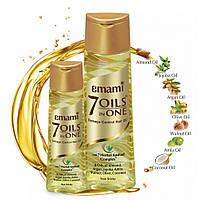 Лечебная смесь масел 7 в 1 для поврежденных волос (50 мл)