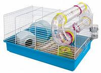 Ferplast PAULA Клетка для хомяков в комплекте с туннелями
