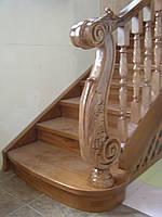 Лестница дуб, фото 1