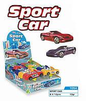 Игрушка с драже Sport Car 12 шт Aras