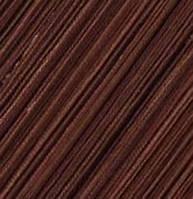 Шторы Нити, кисея, шоколад №8 коричневый