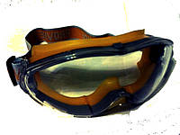 Очки Provaid не потеющие, антицарапина, поликарбонатное стекло (код 303-4)