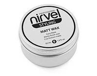 Матирующий воск для волос Nirvel Matt wax, 50мл