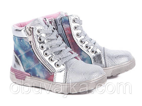 Демисезонная обувь Ботиночки для девочек от фирмы С Луч(27-32), фото 2