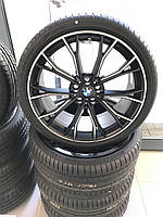 20 оригинальные колеса диски на BMW 5M/// G30/G31, style 669