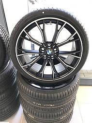 20 оригинальные кованые колеса диски на BMW 5M/// G30 / G31 669 style