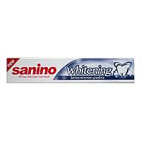 Зубная паста Sanino Whitening Белоснежная улыбка 100 мл
